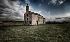 Croire en soi... (ElfeMarie) Tags: chapelle chapel abandonnée abandoned lost forgotten derelict colors oubliée decay delaissée urbex church église