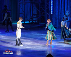 Princess Anna & Prince Hans (DDB Photography) Tags: disney disneyonice ice waltdisney disneyphoto disneypictures disneycharacters followyourheart mickey mickeymouse minnie minniemouse mouse feldentertainment donaldduck duck goofy figure skate figureskate show iceshow prince princess princesses castle animation disneymovie movie animatedmovie fairytale story anna elsa elsathesnowqueen olaf kristoff sven hans princehans arendelle frozen loveisanopendoor letitgo