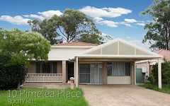 10 Pimelea Place, Rooty Hill NSW