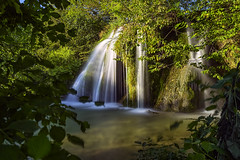 Neither could I (PokemonaDeChroma) Tags: nd1000 leebigstopper canoneos6d lens ef24105mmf3556isstm ndfilter neutraldensity longexposure watefalls sankorana croatia silky smooth moss rocks trees nature shade sunlight july summer 2016 korana likasenj grass leaves morning lush idyllic rastovaca
