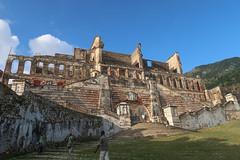 IMG_1502 (zwolsestraat) Tags: haiti caphaitien citadelle laferriere sanssouci palace sans souci unesco world heritage