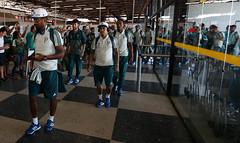 Desembarque em São José do Rio Preto (01/04) (sepalmeiras) Tags: palmeiras sep desembarque thiagosantos