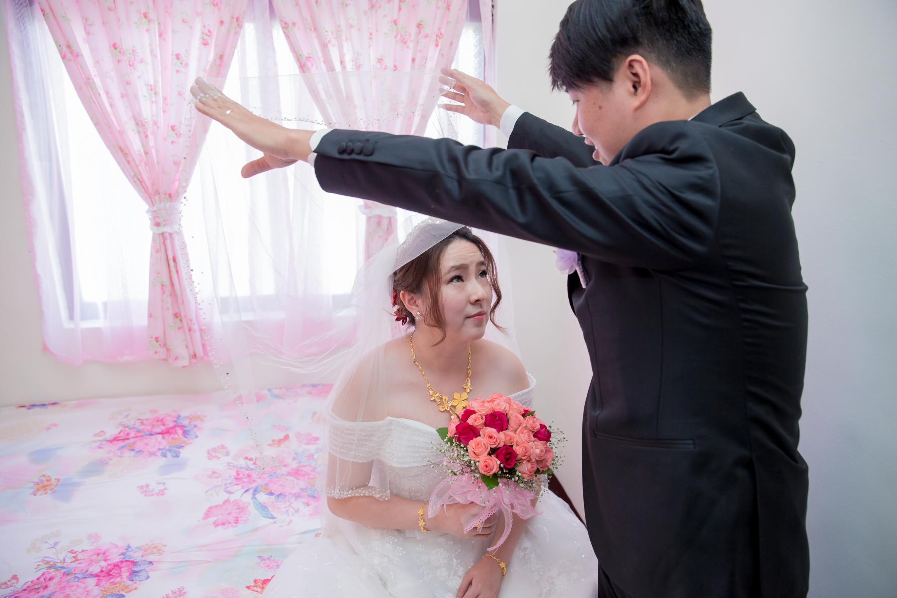文政藝齡結婚166