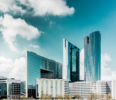 La Defense 12 (Philipp Gtze) Tags: paris architecture modern ladefense