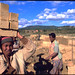 A woman and her friends run a brick-selling business, Madagascar