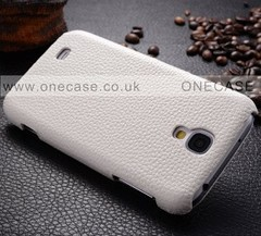 White Leather Flip Case For SAMSUNG GALAXY S4 I9500 (merinfia) Tags: white leather for samsung case galaxy flip s4 i9500