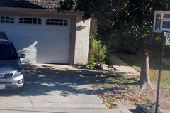 Basketball Hoop 4856 Lonestar Way (joeymcgee76) Tags: ca way antelope lonestar 4856 95843