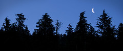 Moonlit (brand0con) Tags: camping moon nature canon washington hiking north pass trail backpacking cascades pacificnorthwest wa monte cristo pnw barlow northcascades 6d barlowpass canon6d montecristotrail