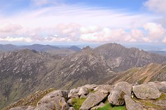 A view from goatfell,these hills all have names but i dont know them (Time Out Images) Tags: island scotland clyde north arran firth goatfell ayrshire ayrshirecoast