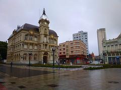 Praa Generoso Marques - Pao da Liberdade, antigo prdio do Pao Municipal - Curitiba - Paran (Eduardo PA) Tags: paran nokia curitiba 808