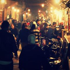Medina (Bjrn Giesenbauer) Tags: street night market morocco marrakech medina marrakesh