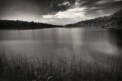 Duck Lake I (lfviolin) Tags: bw lake clouds duck nikon michigan tokina luis fernandez muskegon leefilter 1116mm bigstopper