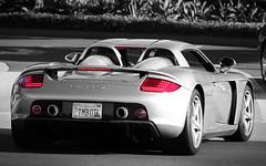 Porsche Carrera GT | Cars and Coffee Irvine (Kevin Ho  Photography) Tags: california orange white black classic cars coffee sport silver president 911 ferrari turbo porsche gt lamborghini irvine gt2 speedster 930 carrera classy | 996 gt3 993 997 964 gt3rs worldcars carsandcoffee gt2rs