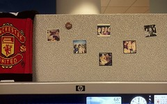 instagram pics at my desk
