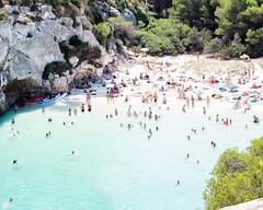 Too many people (bogob.photography) Tags: summer people sun beach estate tribute sole spiaggia menorca massimo isola minorca balearic vitali macarelleta maleari