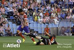 Atlético de Madrid 5 - 0 Rayo Vallecano (Esto es Atleti) Tags: rayo j1 atletico calderon liga atleti vallecano diegocosta