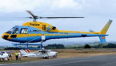 NO ES EL RADAR PEGASUS (Andreu Anguera) Tags: españa galicia lugo helicóptero rozas aeródromo as355n andreuanguera jefaturadetráfico criteriumaeronático