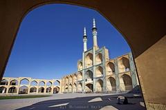 امیرچخماق- یزد (mbarkar) Tags: canon square iran mosque ایران 6d yazd یزد قدیم سنتی amirchakhmaq میدان بنا باستان iranmap امیرچخماق