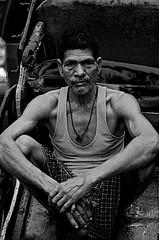 Oh! Kolkata.....too many! (New Delhices) Tags: india hands fingers rickshaw kolkata