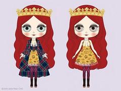Blythe Royal Soliloquy - Nov. 2013