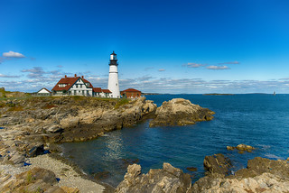 2013 Maine - Portland Head Lighthouse  *** Explored 10/3/13 #203 ***