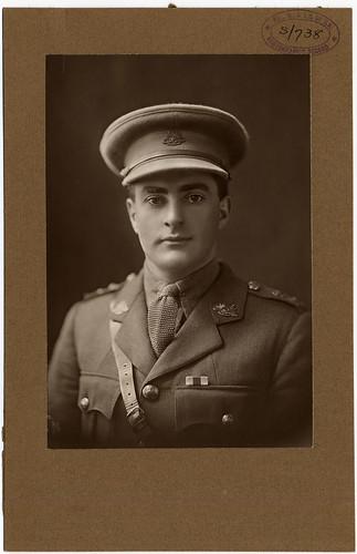 Number 738 BLEWETT, Percy Charles
