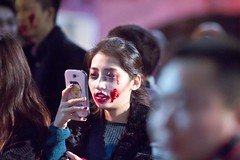7D7_9007 (bandashing) Tags: england halloween night manchester blood body parts evil horror undead monsters nightlife zombies dangling sylhet bangladesh printworks aoa zombiewalk bandashing zombieaid akhtarowaisahmed