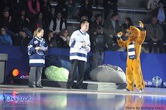 Penn State Student Athletes & Mascot