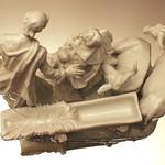 Meissen Gruppe Geburt Christi Weihnachtskrippe Krippe Maria Joseph Jesuskind thumbnail