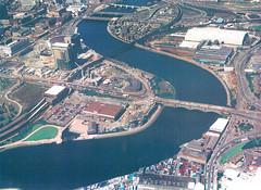 Belfast - Maysfield Aerial