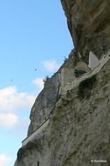 Бахчисарай, Свято-Успенский пещерный монастырь