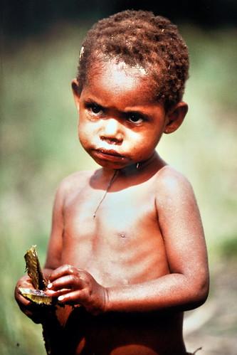 Western New Guinea - Baliem Valley - Dani Boy - 05