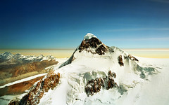 Snowy peaks (Katarina 2353) Tags: trip travel autumn light vacation sky white snow mountains alps fall film nature landscape photography schweiz switzerland high nikon suisse outdoor swiss large panoramic fields resolution zermatt breithorn katarinastefanovic katarina2353 gettylicense