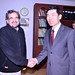 Meeting with Dr. Mihir Shah, Member Planning Commission
