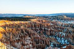 Inspiration Point - Silent City (ChenYen.Lai) Tags: usa nationalpark ut brycecanyon d300 afs1755mmf28