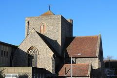 Swindon Holy Rood Church (th3guitarist78) Tags: building church canon eos swindon holy rood 1100d