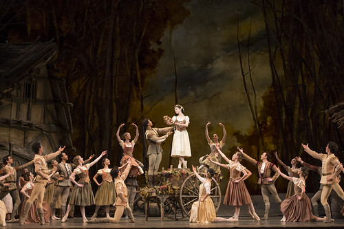 Watch: Behind the scenes on Giselle