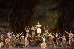 Giselle screened live in cinemas across the world on 27 January