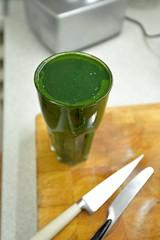 Health Drink_02 (jjay69) Tags: green healthy natural herbs drink blender pint liquid thick herbal mixture healthfood gloop healthdrink herbalremedy 1pint