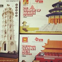 หลังจากเล่นเลโก้แท้แล้วรู้สึกเปลืองเงิน เลยไปซื้อเลโก้จีนมาต่อแทน ลองดูว่าความรู้สึกจะเหมือนกันมั้ย