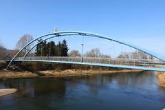 Brcke zum Werder - Hameln 05 (Stefan_68) Tags: bridge river germany puente deutschland ponte weser brcke hamelin niedersachsen lowersaxony hameln flus brckezumwerder