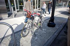 Red Bars (Voluntary Amputation) Tags: urban boston ma graffiti bikes bostonist