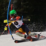 Martin Grasic, 2014 Keurig Cup Spring Series Slalom at Grouse PHOTO CREDIT: Derek Trussler