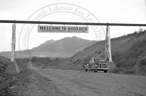Photo - Welcome to Boulder