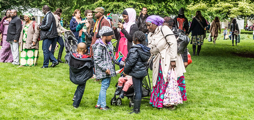 William Visits Africa Day 2014