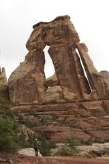 Druid Arch (devin.pool) Tags: park usa america utah sandstone arch desert district national canyonlands druid needles