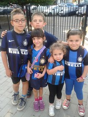 """14.05.24 inter club Oratorio San.Cri in partenza per la notte bianca allo stadio S.siro • <a style=""""font-size:0.8em;"""" href=""""http://www.flickr.com/photos/82334474@N06/14276188174/"""" target=""""_blank"""">View on Flickr</a>"""