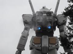 Full Size Gundam (tsukaretab) Tags: japan tokyo odaiba gundam divercity