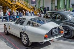1963 Alfa Romeo TZ (el.guy08_11) Tags: paris france ledefrance voiture collection alfaromeo 1963 zagato