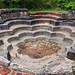 Lotus Bath at the ancient city of Polonnaruwa